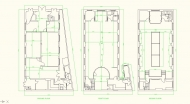 Measured Building Survey of church converted into office space