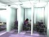3d visuals of quiet booths