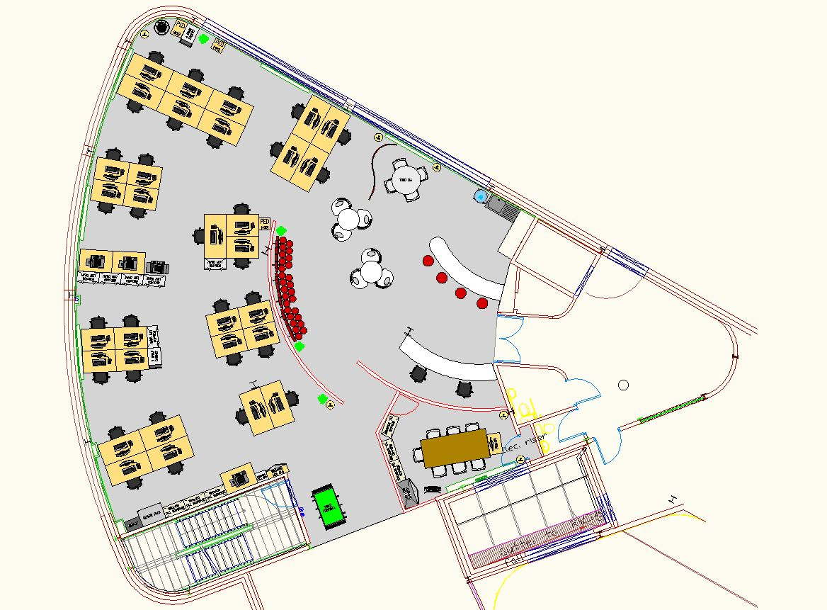 Office Layout Planning Space Planning Uk